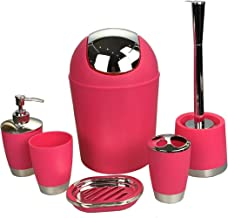Amazon.fr : salle de bain rose