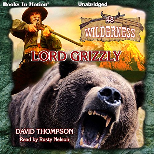 Couverture de Lord Grizzly