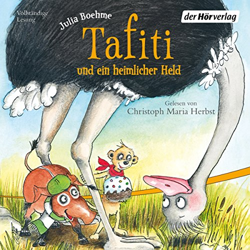 Tafiti und ein heimlicher Held (Tafiti 5) audiobook cover art