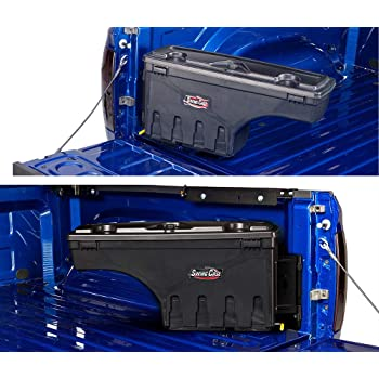 Undercover SwingCase Truck Bed Storage Box | SC100P | Fits 07-20 2007-& Chevrolet Silverado/GMC Sierra 1500-3500Passenger Side 1500-3500