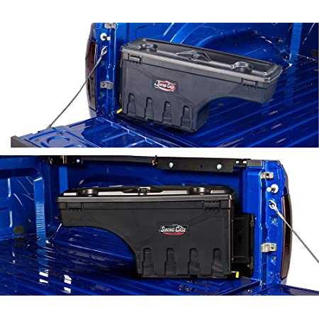 Undercover SwingCase Truck Bed Storage Box | SC401P | Fits 2005-2021 Toyota Tacoma Passenger Side