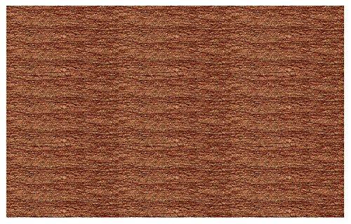 Ursus 4120377Manualidades crepé, Aprox. 50x 250cm, 10Rollos, Cobre