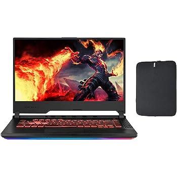 "ASUS ROG G531GT-BI7N6 15.6"" FHD Gaming Laptop Computer, Intel Hexa-Core i7-9750H Up to 4.5GHz, 8GB DDR4, 512GB SSD, NVIDIA GeForce GTX 1650, 802.11ac WiFi, HDMI, USB 3.0, Windows 10"