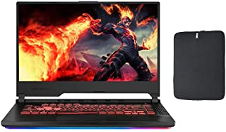 "ASUS ROG G531GT-BI7N6 15.6"" FHD Gaming Laptop Computer, Intel Hexa-Core i7-9750H Up to 4.5GHz, 8GB DDR4, 512GB SSD, NVIDIA..."