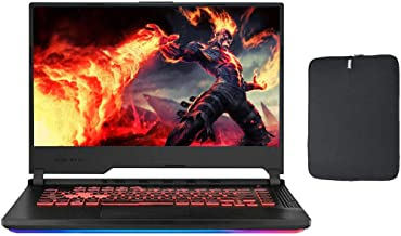 2020 Asus ROG G531GT 15.6 Inch FHD Gaming Laptop (9th Gen Intel 6-Core i7-9750H up to 4.50 GHz, 16GB DDR4 RAM, 512GB SSD +...