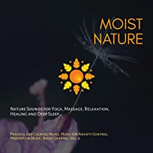Moist Nature (Nature Sounds For Yoga, Massage, Relaxation, Healing And Deep Sleep) (Peaceful And Calming Music, Music For Anxiety Control, Meditation Music, Birds Chirping, Vol. 4)