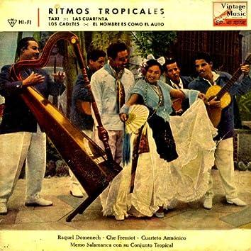 "Vintage Cuba Nº 46 - EPs Collectors ""Ritmos Tropicales"""