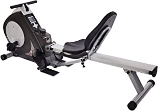 MRT SUPPLY Fitness Conversion 2 in 1 Recumbent Bike and Rower Exercise Machine with Ebook