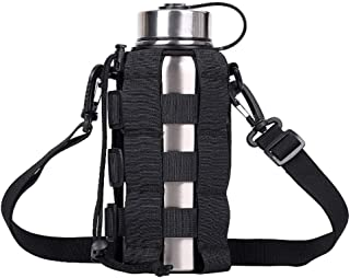 AIMILL Protable Tactical Molle Water Bottles Pouch Bike Hydration Carrier Holder Waist Pack