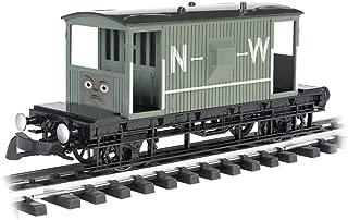 Bachmann Trains 98021 Thomas & Friends - Spiteful Brake Van - Large G Scale, Prototypical Colors