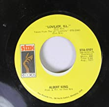 ALBERT KING 45 RPM LOVEJOY, ILL / LOVEJOY, ILL