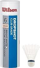 Wilson Dropshot CLAMSHELL NYLON Volants-Pack de 3