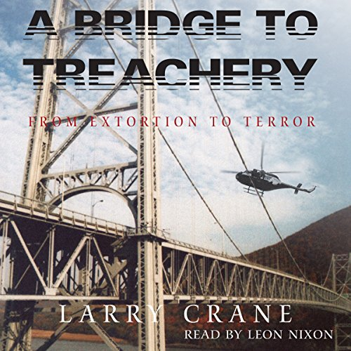 A Bridge to Treachery audiobook cover art