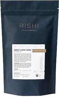 Rishi Tea West Cape Chai Herbal Tea Blend | Immune Support, Organic, Caffeine-Free, Antioxidants, Nutrient Dense, Sweet | ...
