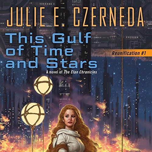 This Gulf of Time and Stars audiobook cover art