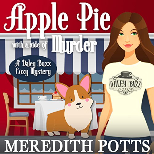 Apple Pie With a Side of Murder audiobook cover art