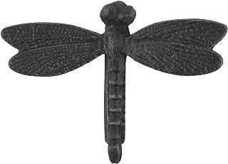 Treasure Gurus Solid Brass Antique Verdigris Dragonfly Doorknocker