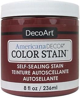 Deco Art Americana Decor Color Manchas 8oz-Brick, Otros, Multicolor