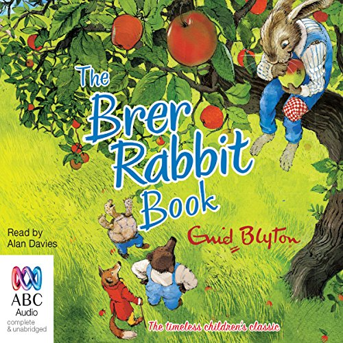 The Brer Rabbit Book audiobook cover art