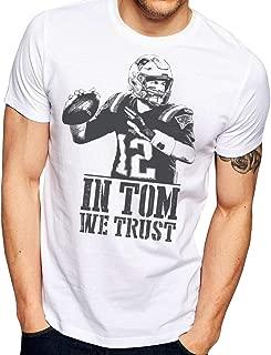 Patriots Shirt - in Tom WE Trust - Tom Brady Shirt - New England Patriots Fan Shirt - Patriots Fan Shirt - Super Bowl 2019