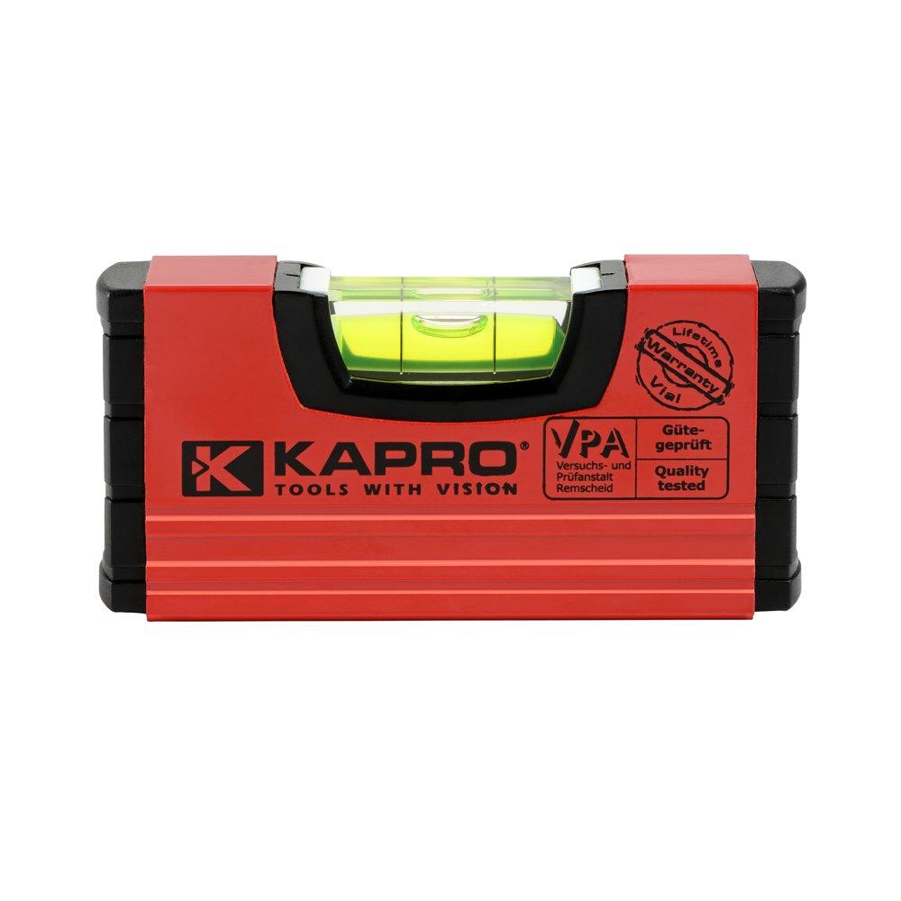 Kapro K990-41P//100 NIVEL PROFESIONAL 3 BURBUJAS SISTEMAPlumb site vial view 100 cm