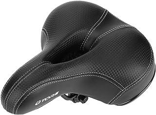 Bicicleta de Carretera Alomejor Sill/ín para Bicicleta de Fibra de Carbono Ultraligero para Bicicleta de monta/ña Accesorio de Repuesto