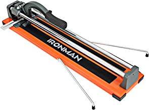 Goplus 24 Inch Manual Tile Cutter, Professional Porcelain Ceramic Floor Tile Cutter with..