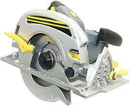 Sierra circular for corte de carpintería, sierra circular eléctrica invertida de 185 mm sierra circular eléctrica estándar de los EEUU 110V de la pulgada caja herramientas
