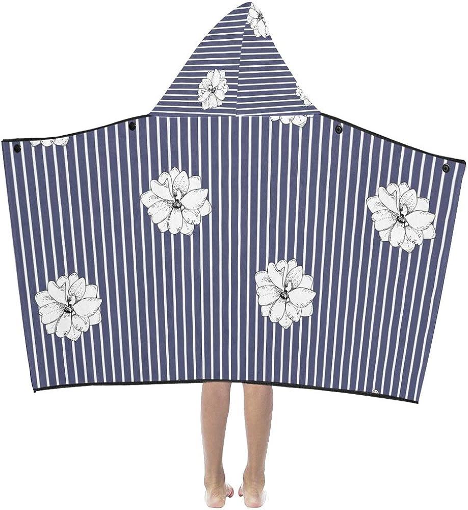 WBSNDB Hooded Blanket Girls Romantic Flower Retro Spring Delphin Fresno Mall wholesale