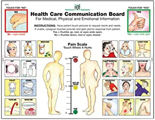 AliMed Health Care Communication Boards, Shape Pack of 4