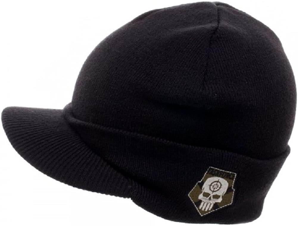 High quality Suicide Squad Taskforce X Cuff Beanie Black sold out Billed
