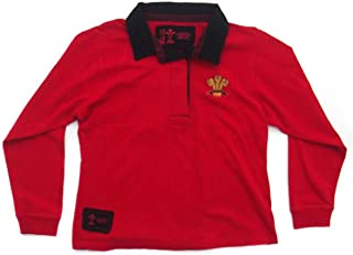 OFFICIAL WRU BABY PANEL GILET Wales Gift Rugby Welsh
