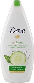 Dove Fresh Touch Shower Gel 16.9oz (500ml)