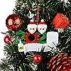 geneic Ornamento di Natale Xmas Tree Ornaments 2020 Decorazioni per la vigilia di Natale Famiglia sopravvissuta Messa in Quarantena a casa Famiglia #1