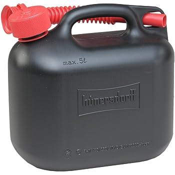3x Benzinkanister Premium 5 Liter Inkl Benzin Dieselauslaufrohr En 3er Set Auto