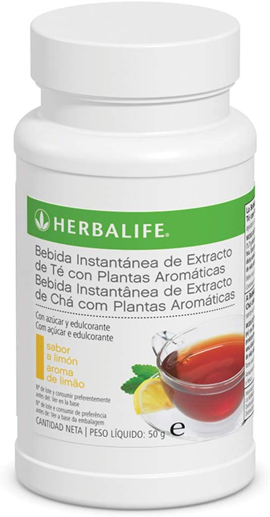Bebida Instantánea de Hierbas 50g - (Limón) | Herbalife