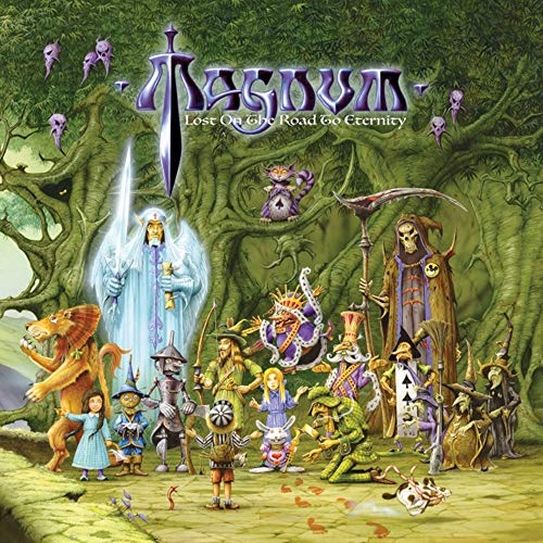 Magnum - Lost On The Road