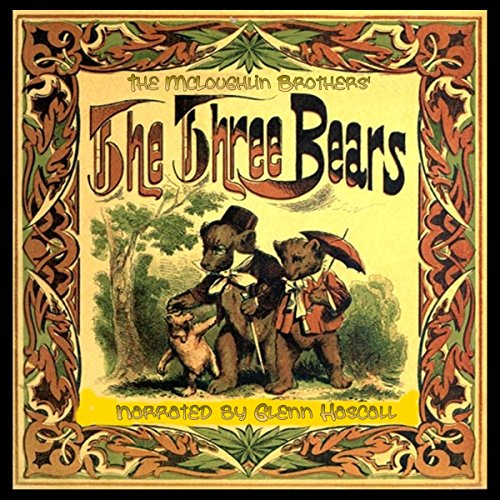 The Three Bears cover art