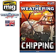 Ammo of Mig TWA The Weathering Magazine Aircraft Issue.2 Chipping ENGLISH #5202 by Ammo of Mig Jimenez