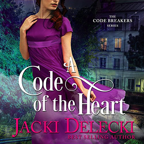 A Code of the Heart audiobook cover art