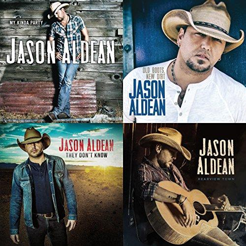 Rearview Town Jason Aldean: Stream Jason Aldean On Amazon Music Unlimited Now