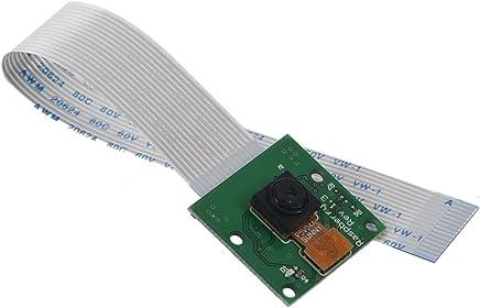TOOGOO Camera Scheda del Modulo 5Mp Webcam Video 1080P 720P per Raspberry Pi 3 Verde - Trova i prezzi più bassi