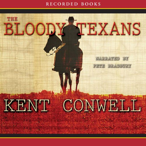 The Bloody Texans cover art