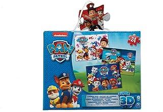 Cardinal Super 3D - Paw Patrol 3 Puzzle Pack