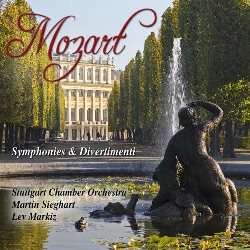 Stuttgart Chamber Orchestra, Martin Sieghart & Lev Markiz