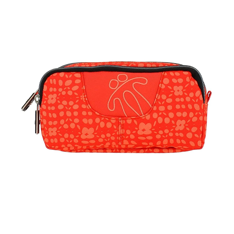 TOTTO Escolar Pencil Cases, 20 cm, Orange (Naranja)