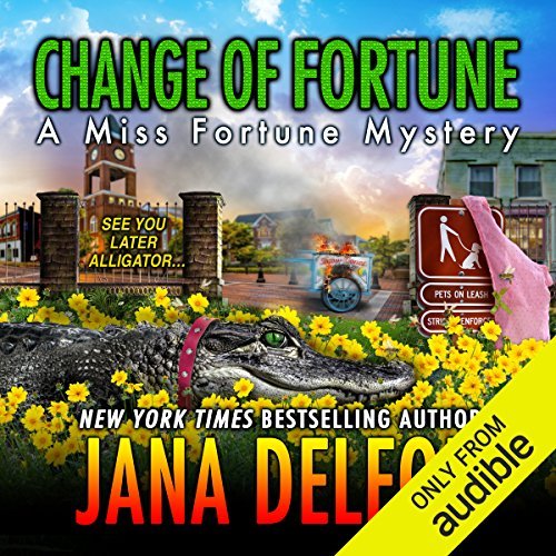 Change of Fortune audiobook cover art