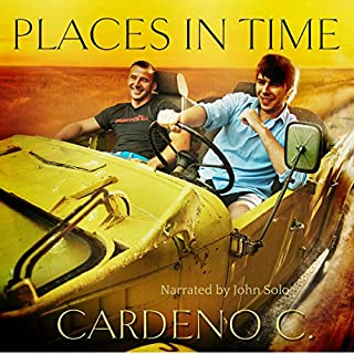 Places in Time audiobook cover art