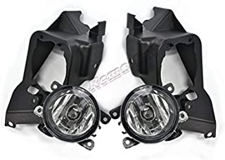 RP Remarkable Power, Fit For 2012 2013 2014 CRV Clear Fog Light Kit L7030