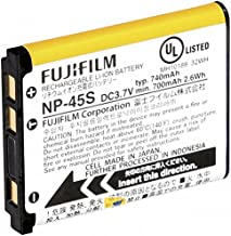Fujifilm NP-45S Lithium Ion Rechargeable Battery